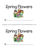 Emergent Reader - Spring Flowers