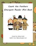 Thanksgiving Activities Turkey Common Core Counting Feathers Reader