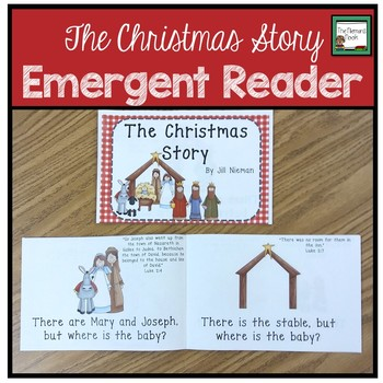 Emergent Reader- The Christmas Story (Bible)