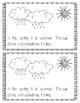 Emergent Reader:  The Four Seasons