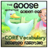 Emergent Reader The Goose with the Golden Egg