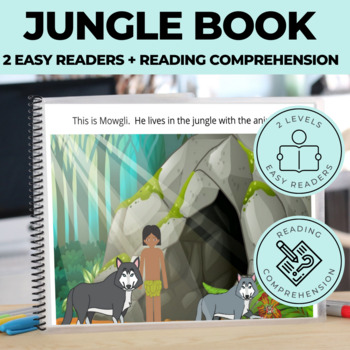 Emergent Reader The Jungle Book