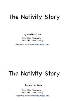 Emergent Reader: The Nativity