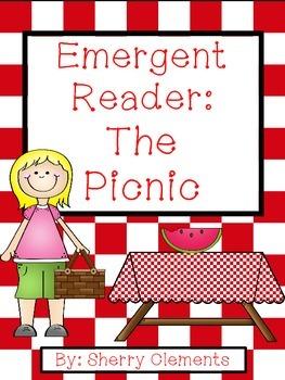 Picnic Emergent Reader