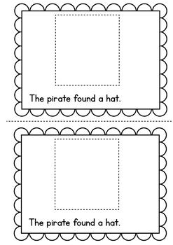 Emergent Reader: The Pirate
