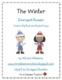 Emergent Reader - The Winter (Teacher Resource and Student Book)