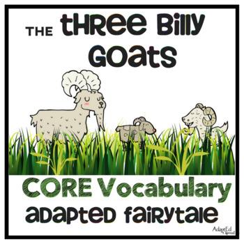 Emergent Reader TheThree Billy Goats