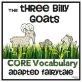 Emergent Reader TheThree Billy Goats