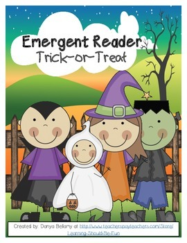 Emergent Reader: Trick-or-Treat