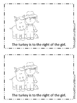 Emergent Reader -- Turkeys