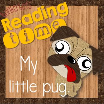 Emergent Reader: UG Word Family