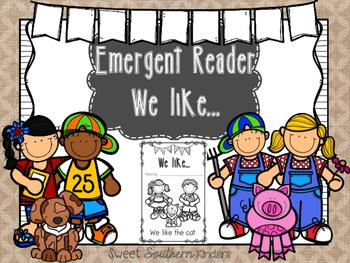 Emergent Reader We Like...