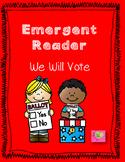 Emergent Reader - We Will Vote