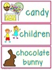 Bunny Emergent Reader - What Does the Bunny Say/Spring/Easter