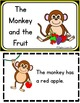 Emergent Reader and Interactive Literacy Lessons with a Fun Little Monkey