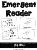 Emergent Reader {big, little}