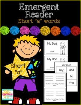 """Emergent Reader {short """"a""""}"""
