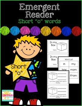 "Emergent Reader {short ""o""}"