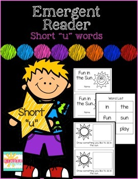 "Emergent Reader {short ""u""}"