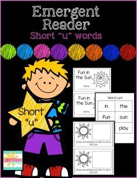 """Emergent Reader {short """"u""""}"""
