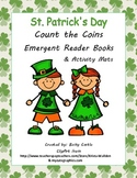 Emergent Readers (2) St. Patrick's Day Common Core Counting Book & activity mats