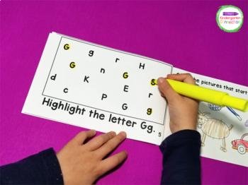 Emergent Readers - Alphabet Collection