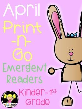 Emergent Readers {April}