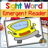 Emergent Readers | Back to School Staying Safe School Rule