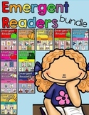 Emergent Readers Bundle: Halloween, Thanksgiving, Christmas, Valentine and more