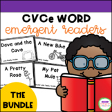 Emergent Readers - CVCe Word Family Books BUNDLE