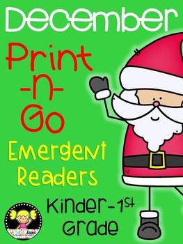 Emergent Readers {December}