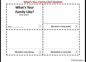 Emergent Readers English Bundle - 12 Booklets / Flashcard Sets