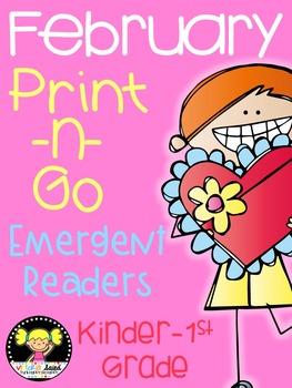 Emergent Readers {February}