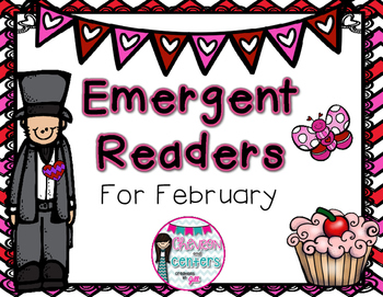 Emergent Readers- For February