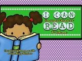 Emergent Readers I can Read Vol 7
