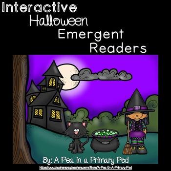 Emergent Readers (Interactive Halloween Edition)