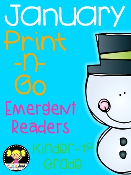 Emergent Readers {January}