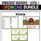 Emergent Readers: Level 1 - ENDLESS GROWING BUNDLE