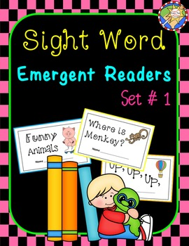 Sight Words Emergent Readers