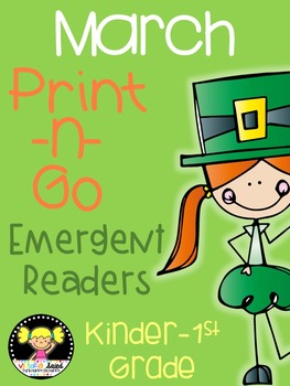 Emergent Readers {March}
