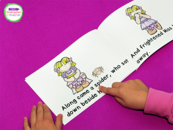 Emergent Readers - Nursery Rhyme Collection