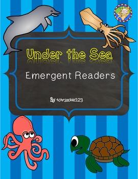 Emergent Readers-Ocean