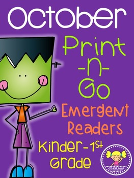 Emergent Readers {October}