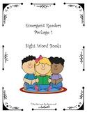 Emergent Readers Package 1