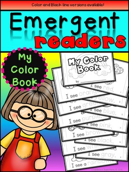 Emergent Readers: Rainbow {My Color Book}