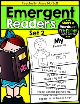 Emergent Readers Set 2