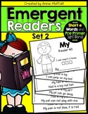 Emergent Readers Set 2