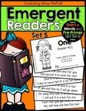 Emergent Readers Set 5