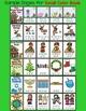 Emergent Readers Set for December: Christmas, Reindeer, Elves, Gingerbread