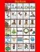 Emergent Readers Set for December: Christmas, Reindeer, El